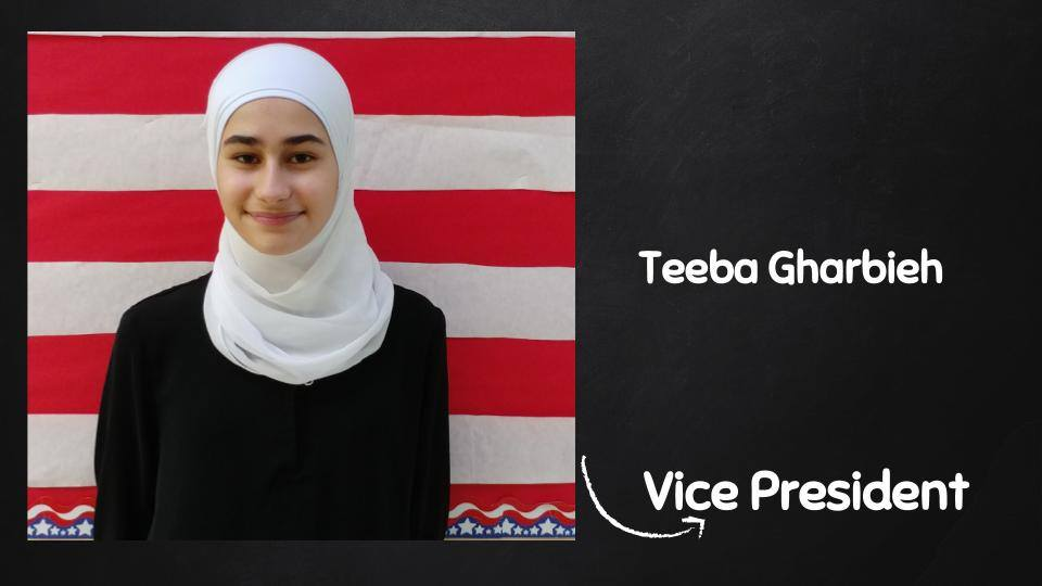 Student Council Vice President